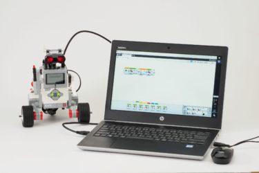 Crefus×子供の科学 レゴ®マインドストーム®でロボットプログラミング体験しよう!