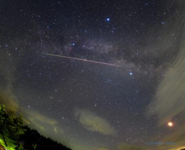 ペルセウス座流星群2020観測速報レポート《動画ダイジェスト》