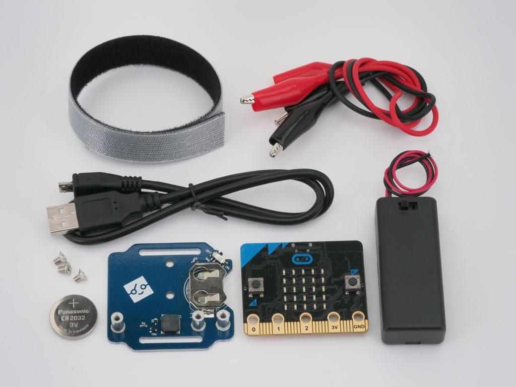 KoKa micro:bit探検ウォッチキット