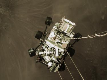《シリーズ「アルテミス計画」を追え その②》パーシビアランスが火星に着陸!火星探査ラッシュの到来