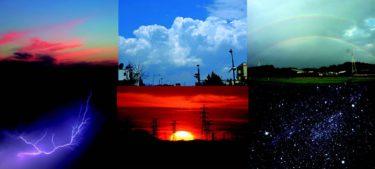 24時間使える「ソラヨミ」ガイド《夏の空の観察術》-自由研究スペシャル