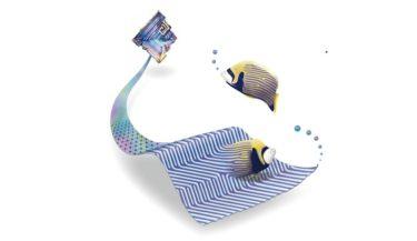 熱帯魚の模様は原子の世界にもあった!?