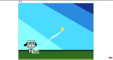 Scratchゲームクリエイターワークショップ《スーパーゲーム開発メソッド講座》②はじく編